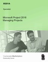 Microsoft Project 2016 Managing Projects