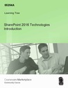 SharePoint 2016 Technologies Introduction